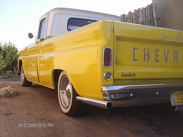 Interesting Exhaust With Images Chevrolet Trucks Chevy