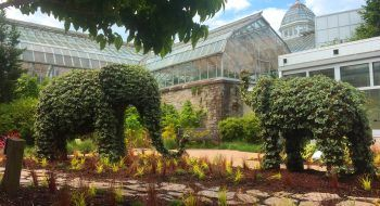 Franklin Park And Botanical Gardens Columbus Ohio