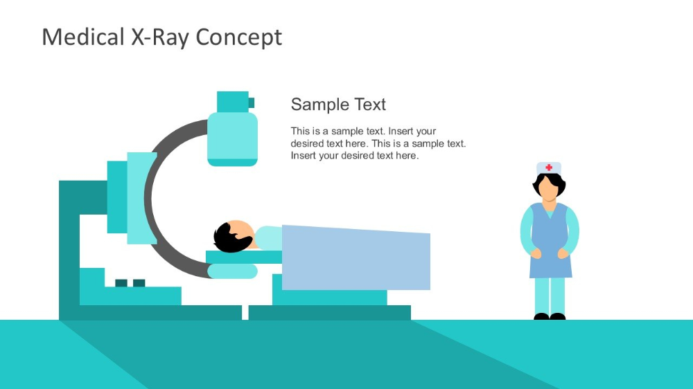 Medical Xray Powerpoint Template inside Radiology
