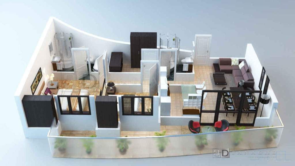 Floor Plan Designer For Your Home Interior Design Floor Plan Design House Plans Southern Living House Plans