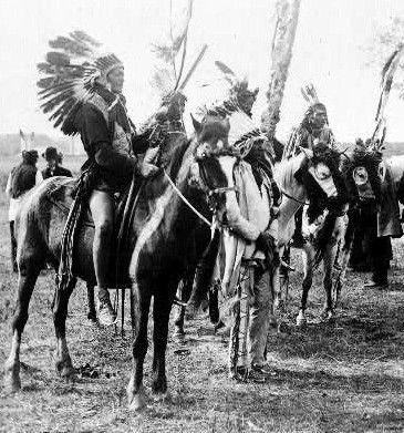 Sioux Warriors
