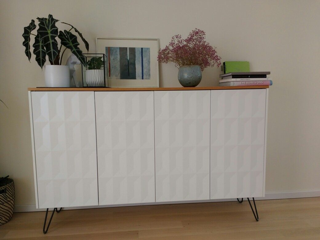 Ikea hack diy herrestad method kommode highboard dresser