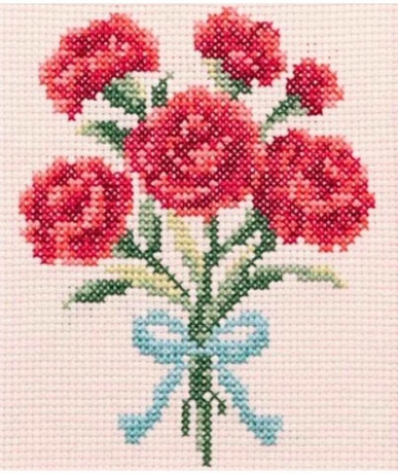 Pin von rosa cristancho auf punto cruz   Pinterest   Kreuzstich