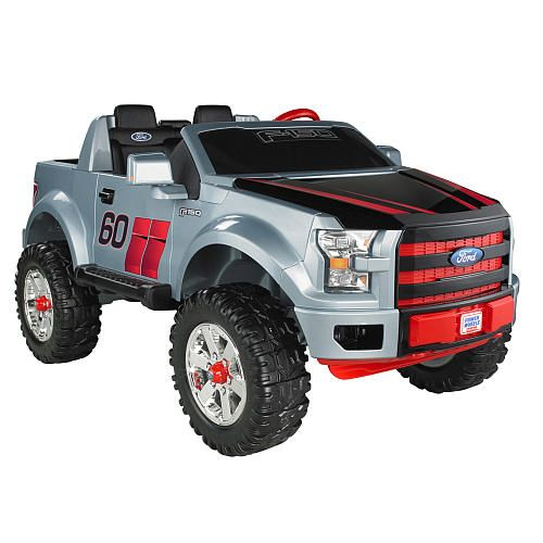 Fisher Price Power Wheels Ford F 150 Extreme Sport Toy Cars For