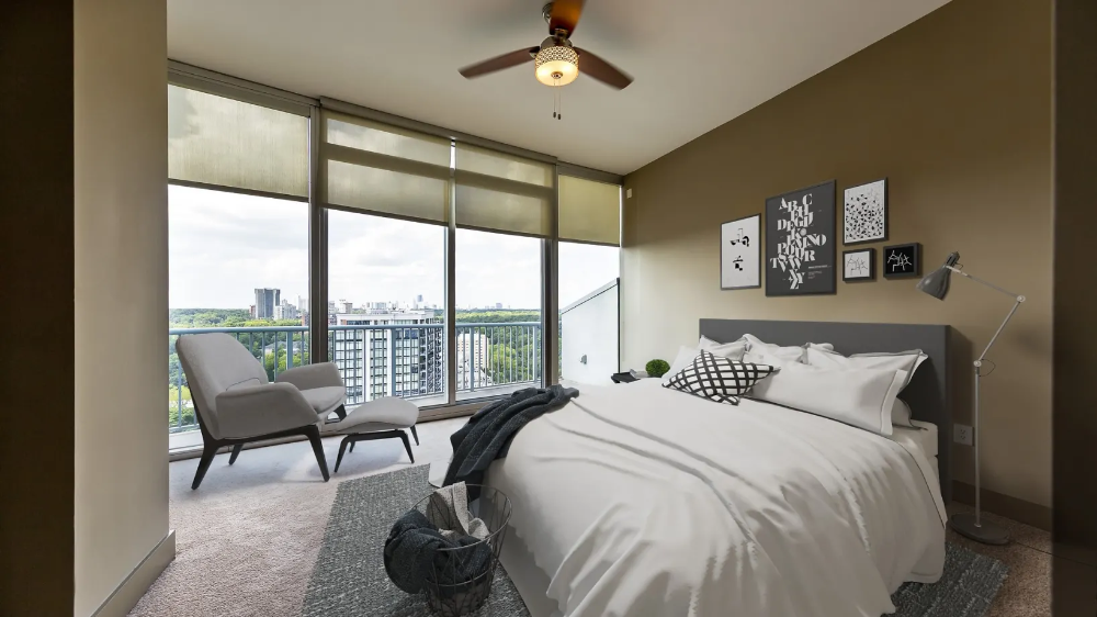 Mezzo Apartment Homes 2171 Peachtree Road Nw Atlanta Ga Apartments For Rent Rent Com Atlanta Apartments Apartments For Rent Home