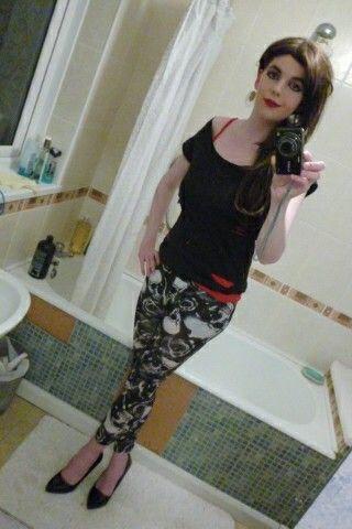 Lucy Cd Dream Pinterest Tgirls Crossdressers And
