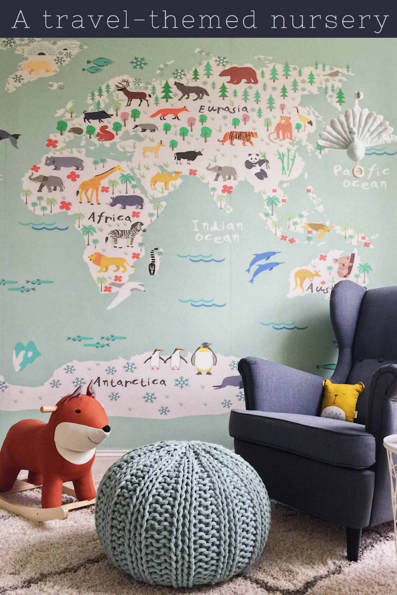 travel themed nursery   future baby   pinterest   nursery themes