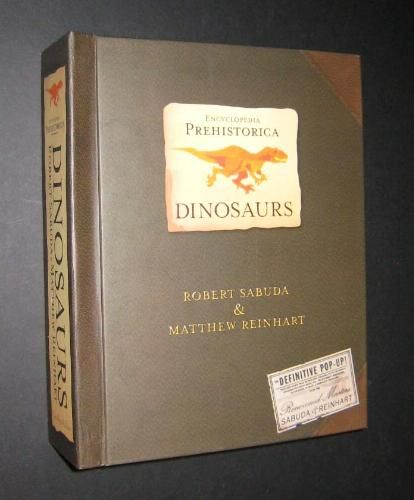 Encyclopedia Prehistorica Dinosaurs: The Definitive Pop-Up | Amazon
