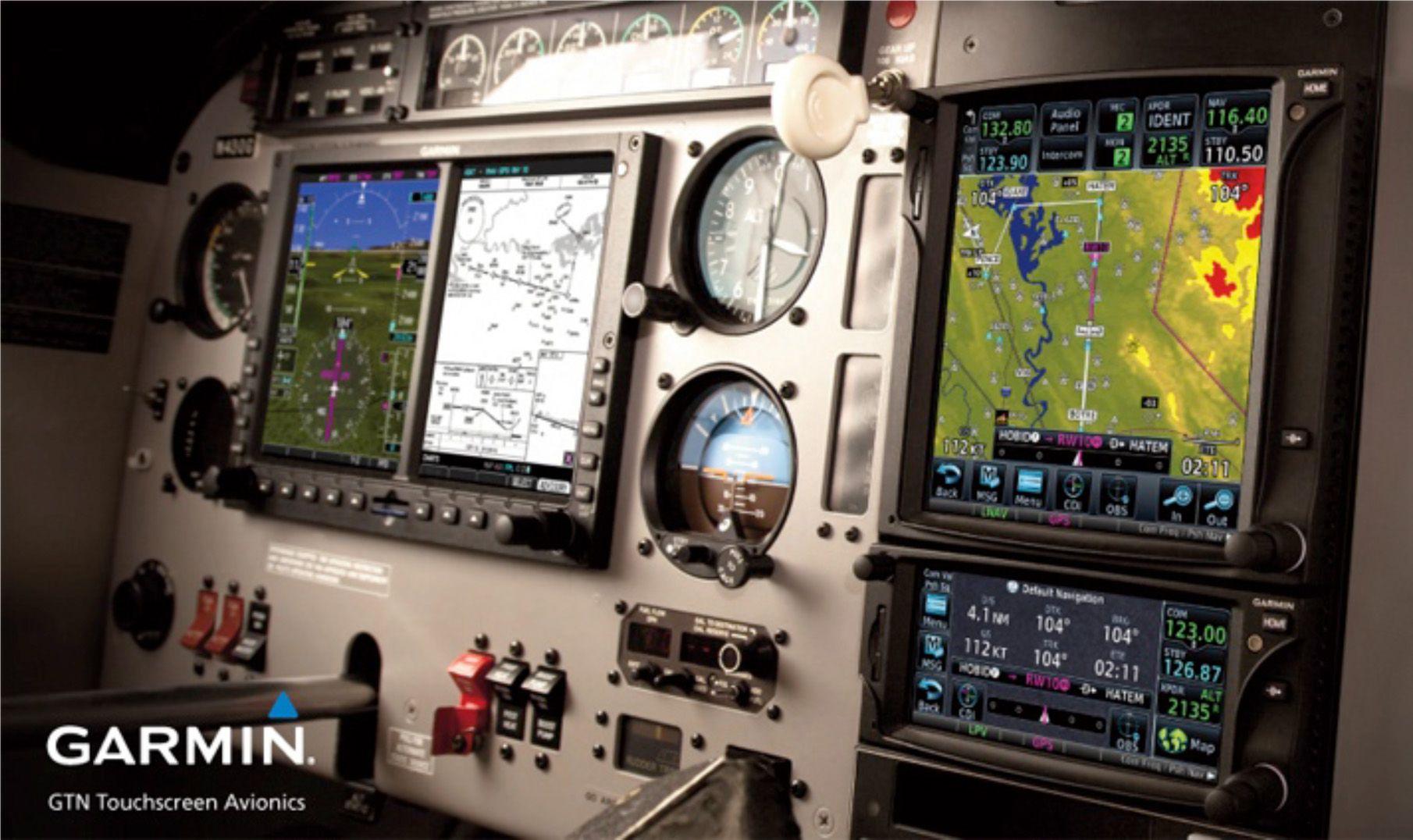 Garmin Avionics Google Search Cockpit Garmin Touch Screen
