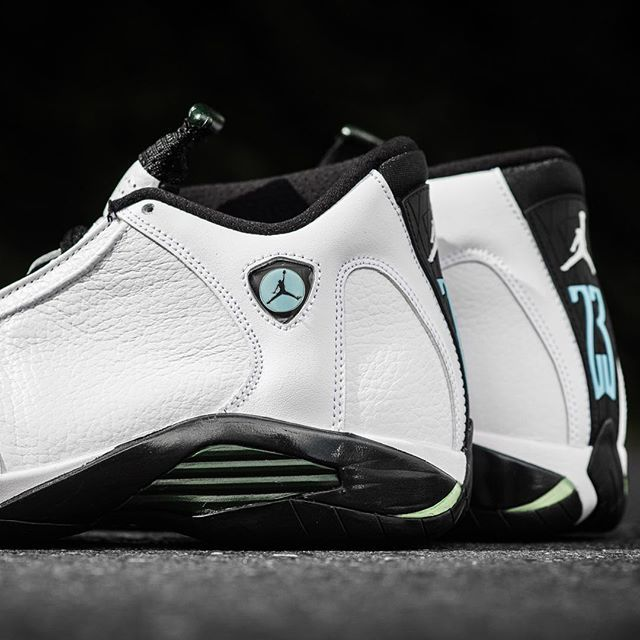 newest 543c5 df813 Air Jordan 14 XIV Oxidized Green added to our webstore and Ebay store in Mens  and GS sizes   Solehype.com    SoleHype