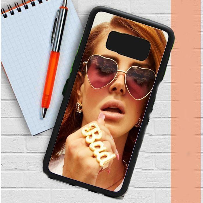Lana Del Rey Love Sunglasses Samsung Galaxy S8 Plus Case Dewantary