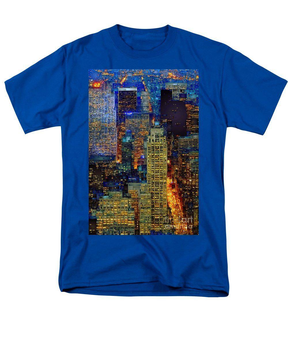Men's T-Shirt (Regular Fit) - New York City