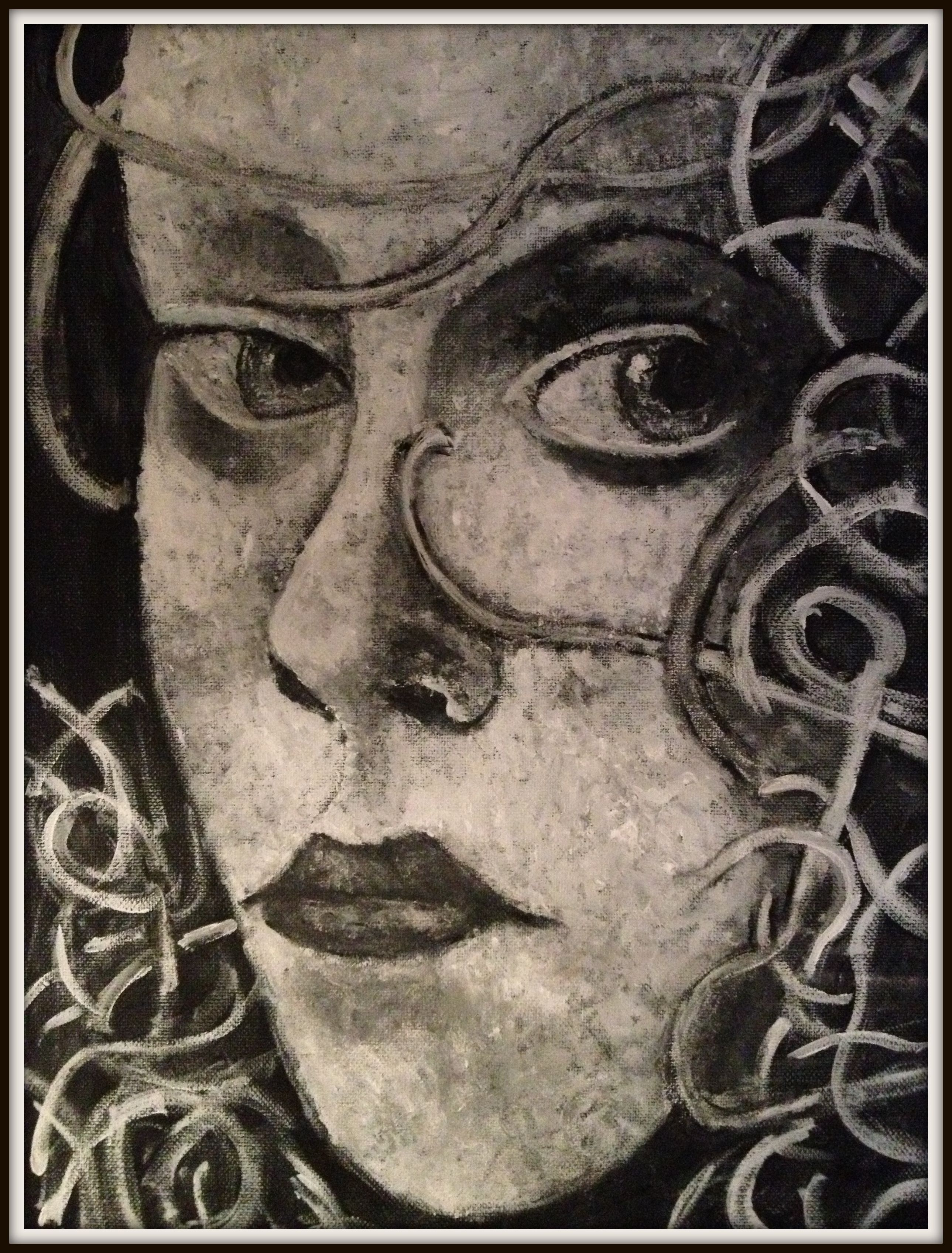 Chuck Close on Women images