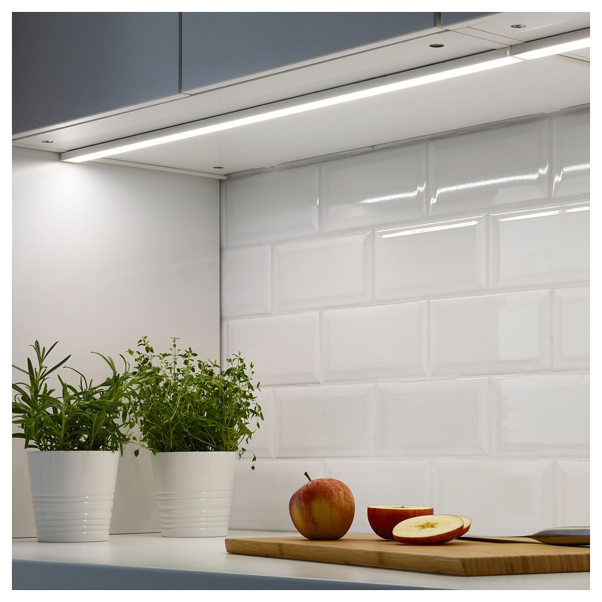 OMLOPP Arbeitsbeleuchtung, LED weiß  Unterschrank beleuchtung