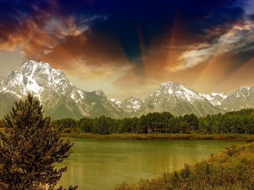 Mountain Vagabond