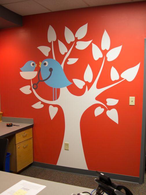 Pediatric Office Art Kidding Around Medical Office Design Nurse