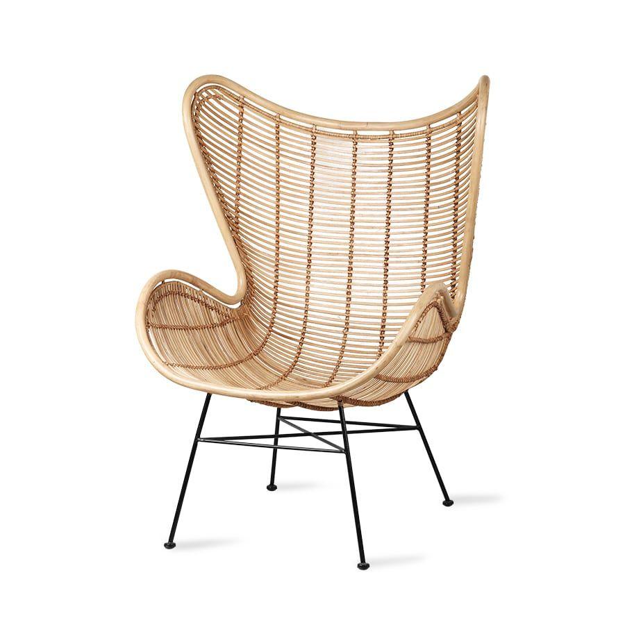 large wicker chair rental
