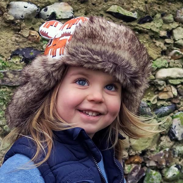 f6d1eba9e457f3 Arctic Cub: Winter Hat | Little HOTDOG Winter Hats | Winter hats ...