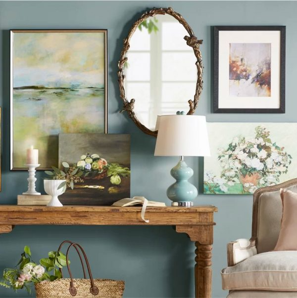 24 Unique Wall Mirrors For Living Room Shalom Mirrors Oval Mirror Living Room Mirror Wall Living Room Living Room Mirrors