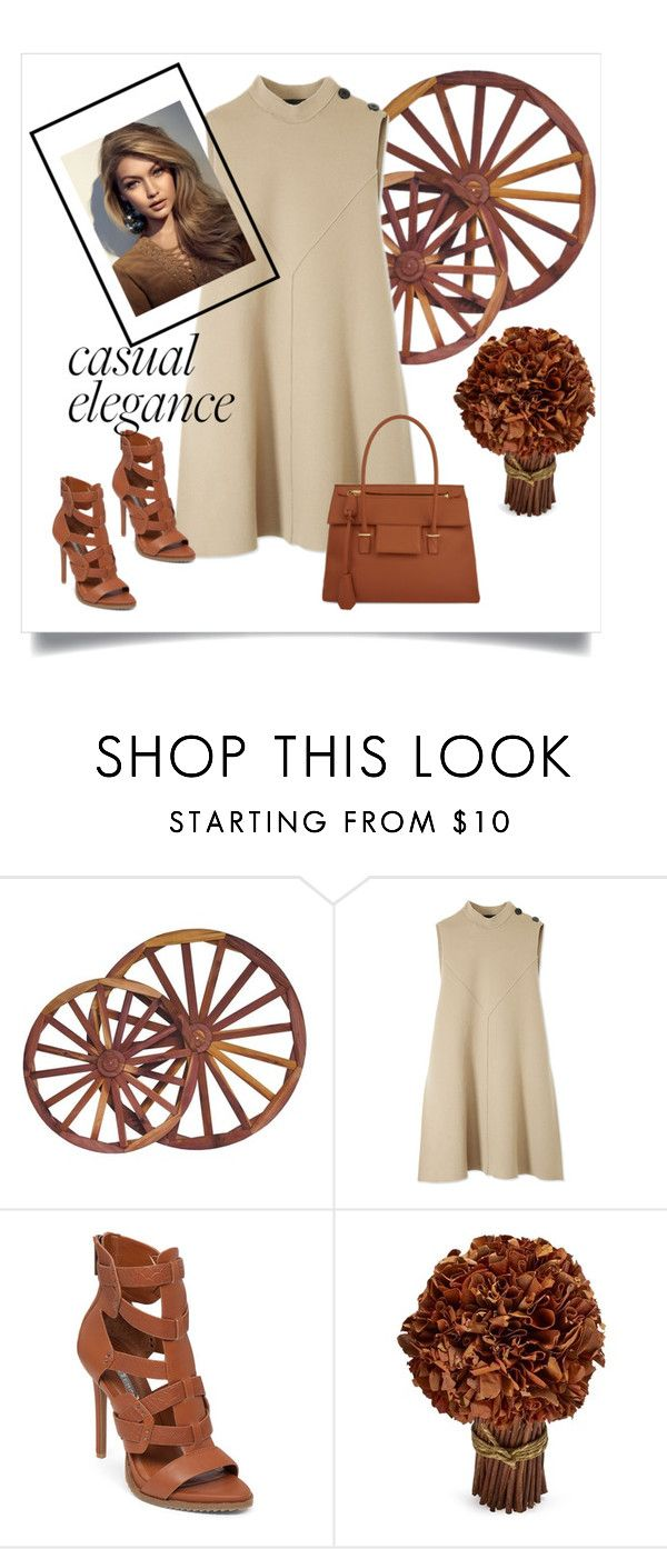 """""""Casual Elegance!"""" by chanlee-luv ❤ liked on Polyvore featuring DutchCrafters, Derek Lam, BCBGeneration, Sur La Table, Tom Ford, women's clothing, women's fashion, women, female and woman"""