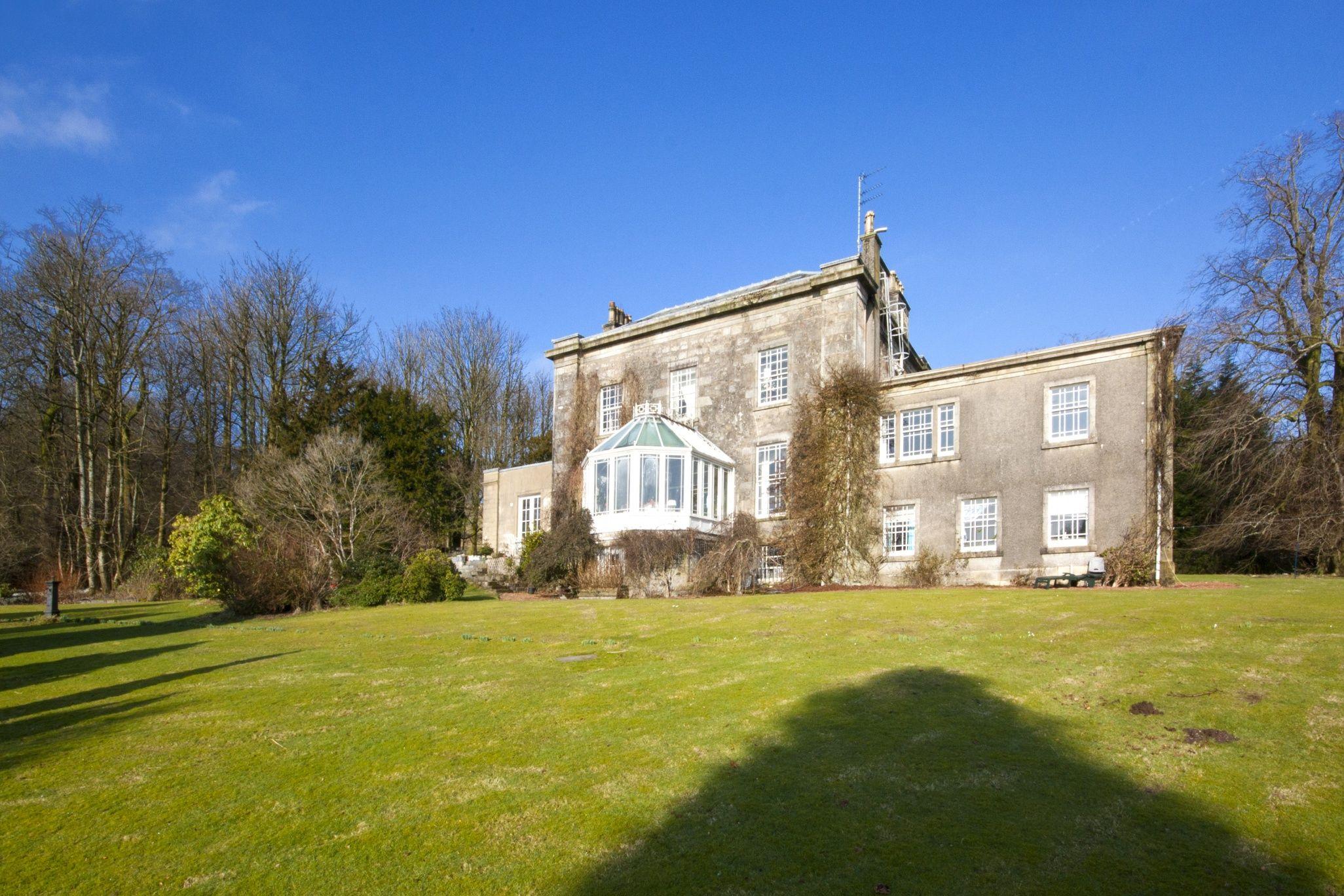 Edinburgh Mansions For Sale Mansions House