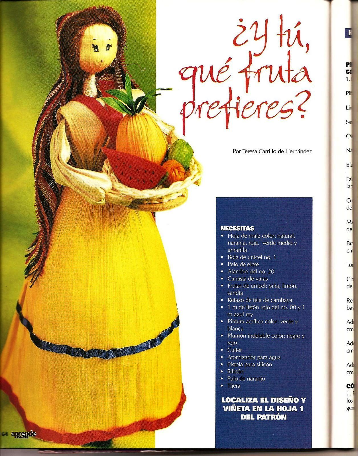 Pin By Teresa Ventura On Manualidades Corn Husk Dolls Corn Husk Crafts Corn Husk
