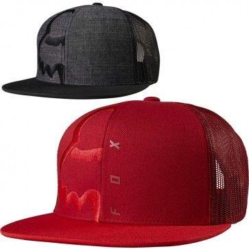 premium selection b9a67 a23fe Fox Racing Eyecon Box Mens Caps Motocross Off Road Snapback Hats