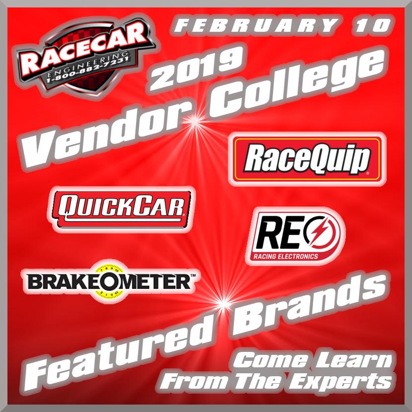 Featured Brands Announcement 9 College Event College Vendor