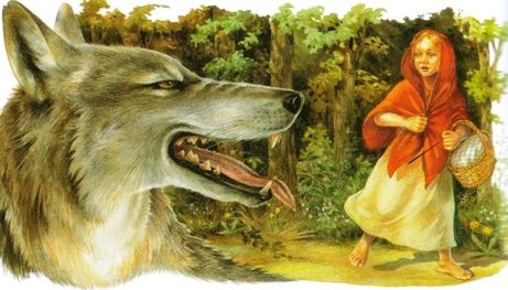 Lobo e Chapeuzinho