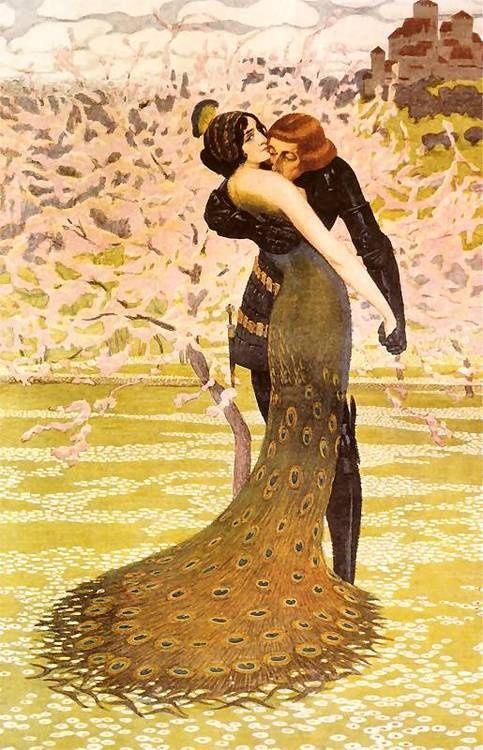 Spring - Edward Okun ~1930