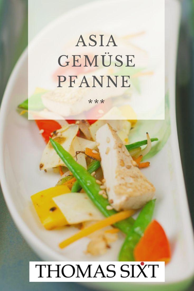 Gemüsepfanne | Thomas Sixt Food Blog  – Rezepte Klassiker