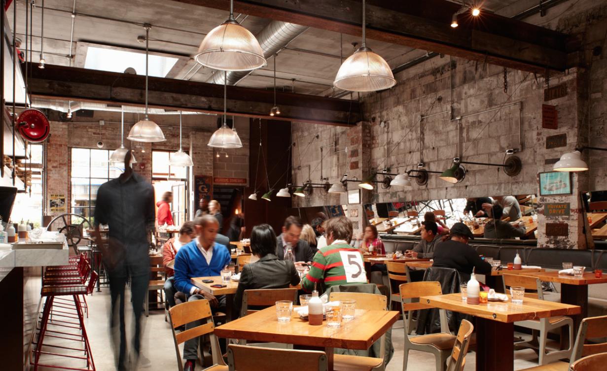 kaper design; restaurant & hospitality design inspiration: gusto