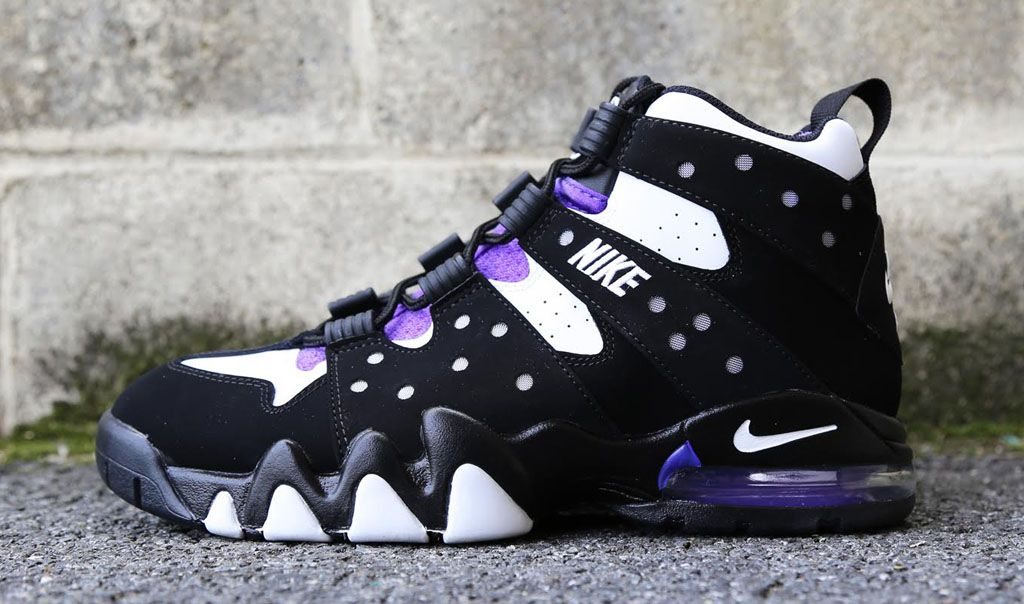 watch 28b8a f56ce Nike Air Max 2 Charles Barkley 1994 OG  SOLE  SHAPE  httpsoleandshape.com