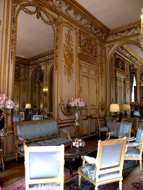 Elys e palace salon des ambassadeurs 55 rue du fbg st for Hotel design paris 8