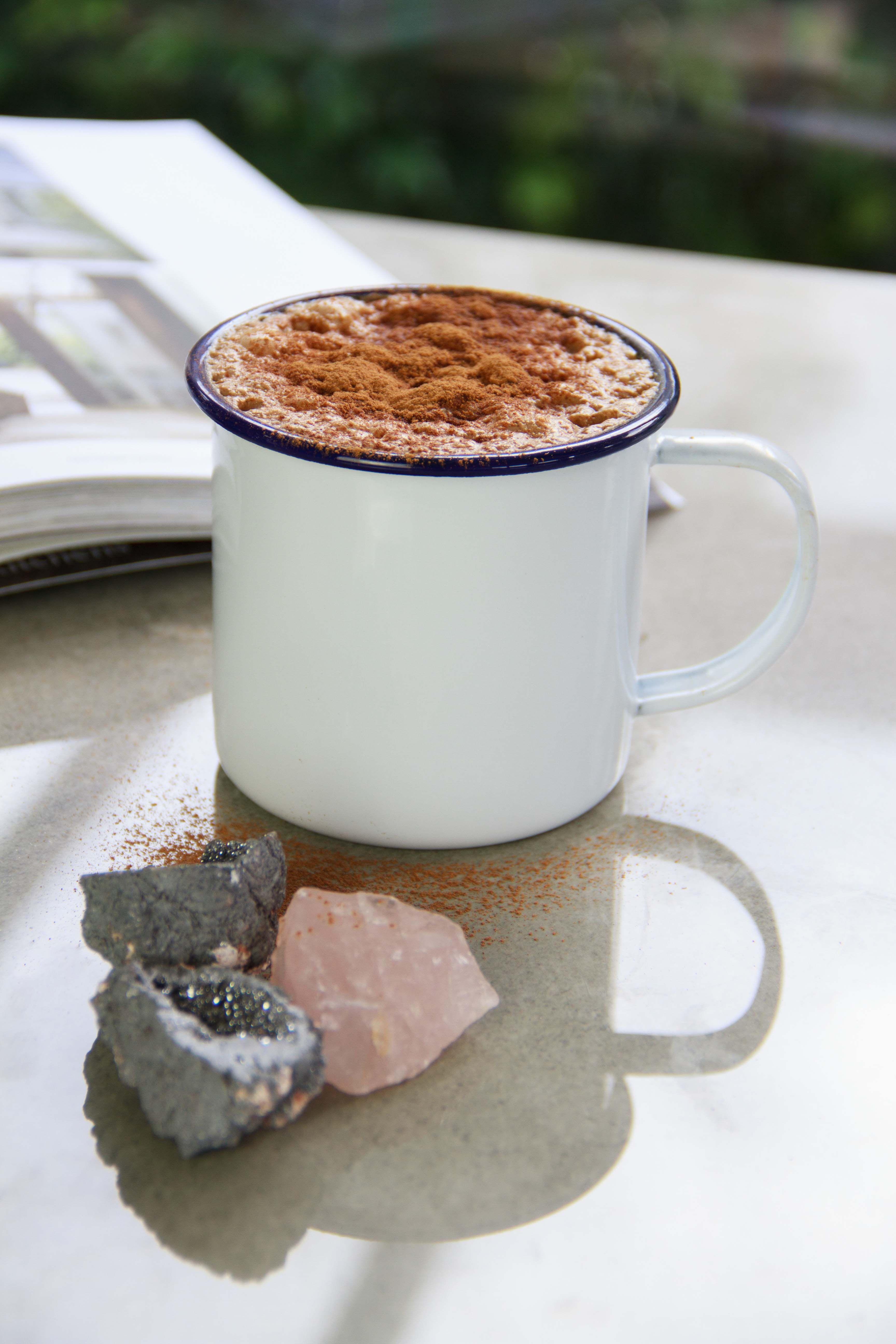 Caffeine Free Dandelion Latte (Ascension Kitchen)   Caffeine ...