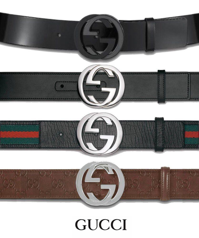 Gucci, cinturones