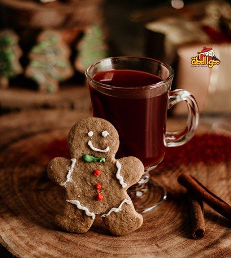 طريقة عمل شاي بالقرفة جوا الحلة Cinnamontea Cinnamon Christmas Food Writing Gingerbread Cookies Recipes