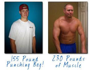 How A Skinny Kid Achieved 75 Pounds Muscle Mass Using This Process Arnold Blueprint Mass Bench Press Program Bench Press Bench Press Workout