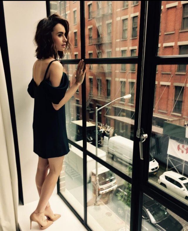 Winner Fashion Journalist Of The Year: Lily Collins Style, Lily Collins, Fashion