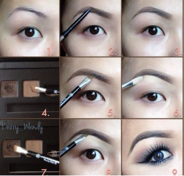 how to get amazing eyebrows