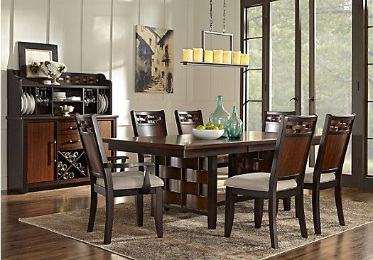 Bedford Heights Cherry 5 Pc Dining Room 79999 Find affordable