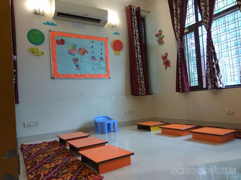 Kids Play School and Daycare Gurgaon is situated at Sector