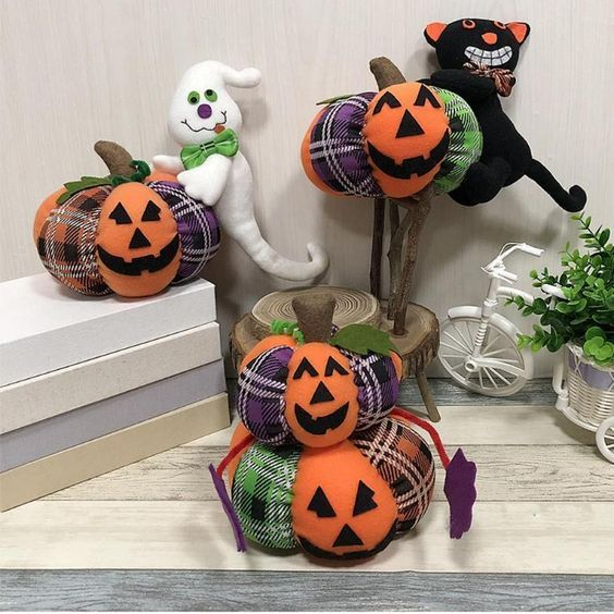 Create a fun atmosphere in your classroom this year with these fun - create halloween decorations