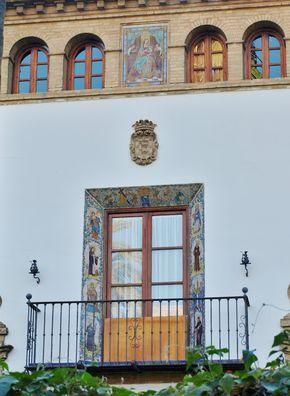 La Casa Atalayas 5 El Balcon De La Coronacion De La Virgen