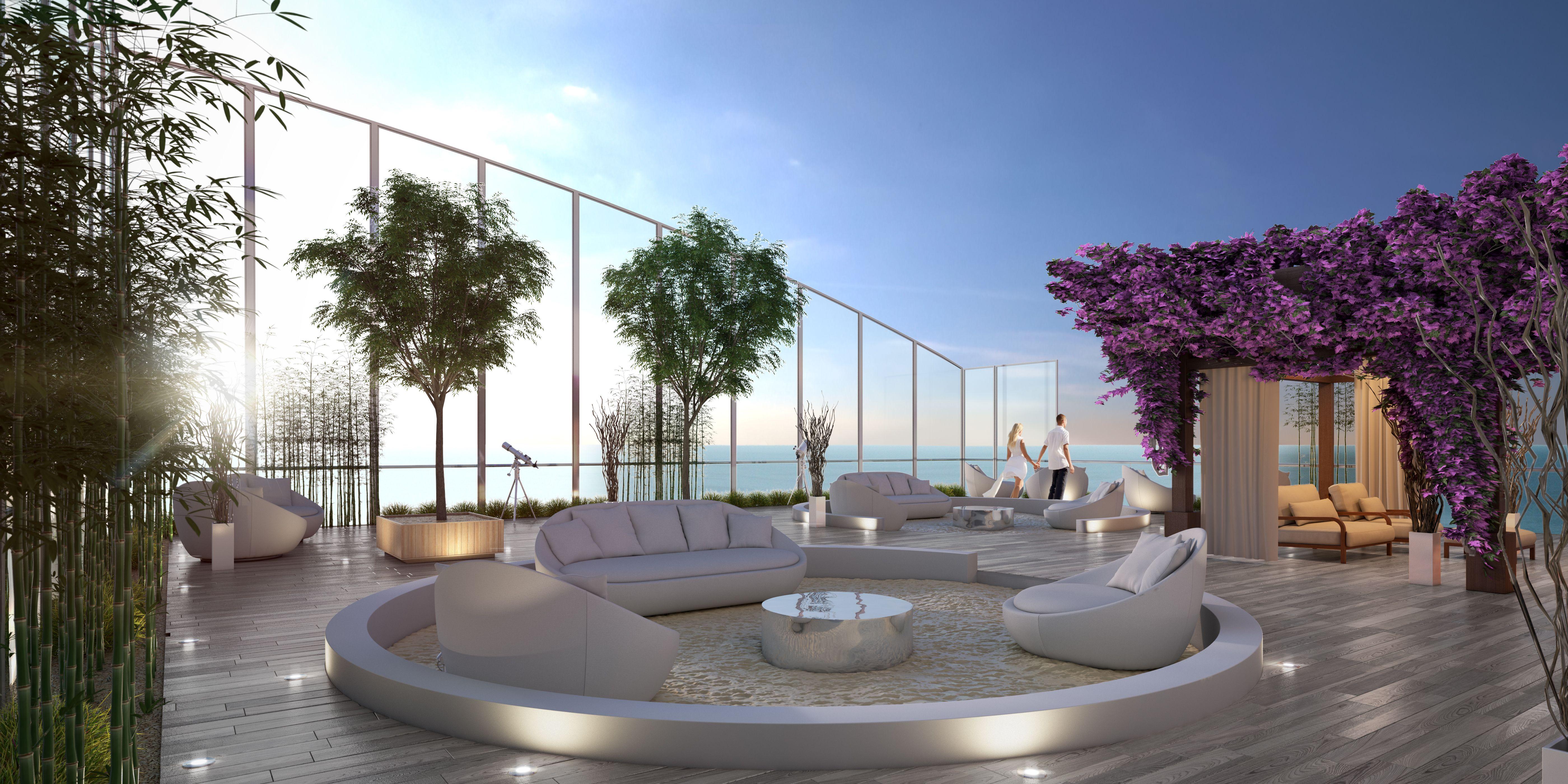 muse sunny isles penthouse sky garden miami miamibeach