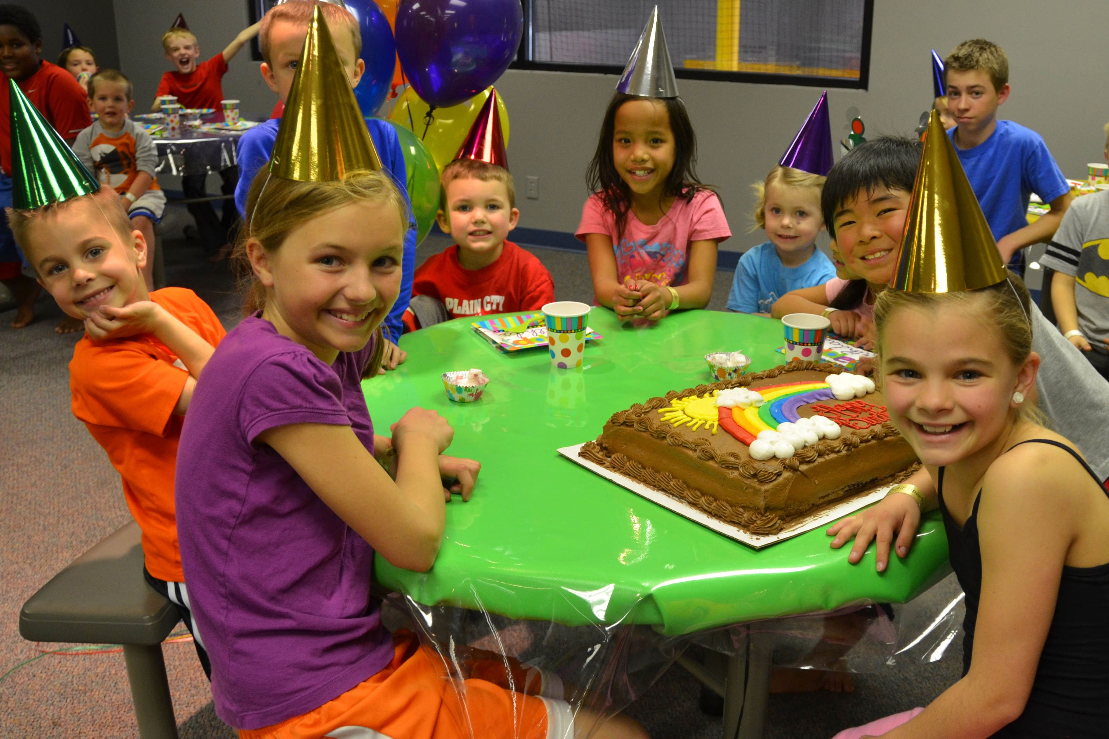 Birthday Party At Get AIr Kaysville In Utah Ideas Parties