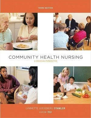 Free Test Sample For Community Health Nursing A Canadian Perspective