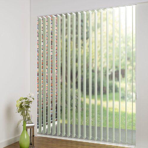 Lamellenvorhang Verdunkelnd mit PES-Beschichtung ClearAmbient Größe: 180 L x 180 B cm, Farbe: Jade, Lamellenbreite: 8,9 cm