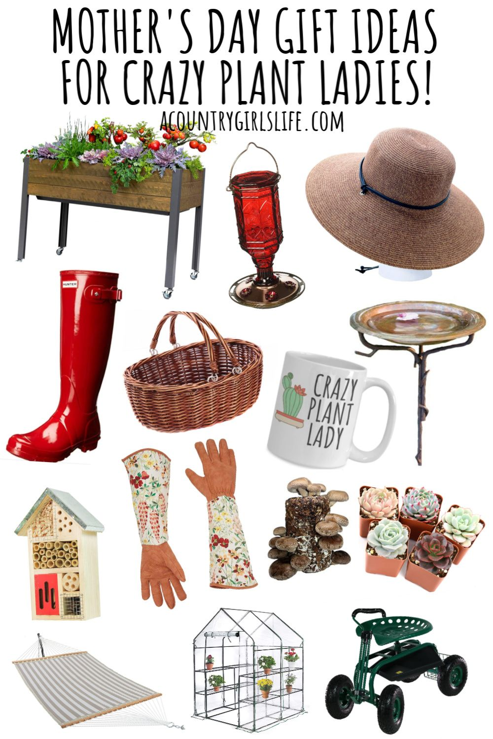 Crazy Plant Lady Gifts 51 No Fail Gift Ideas for