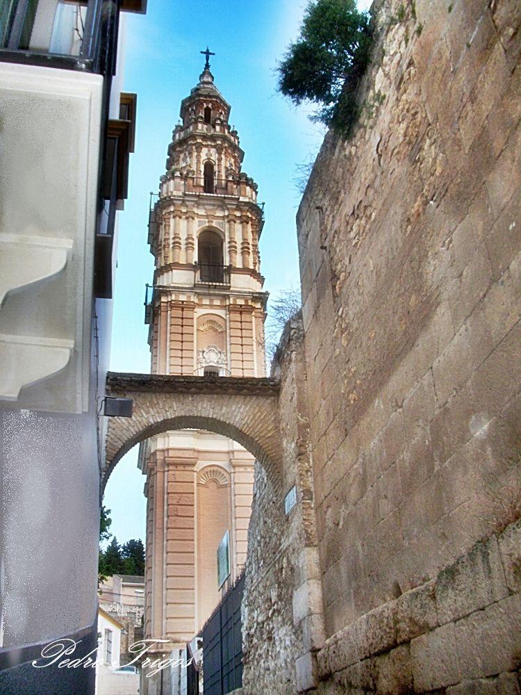 Torre de la desaparecida iglesia de la victoria antiguo convento de padres m nimos estepa - Foro de estepa sevilla ...
